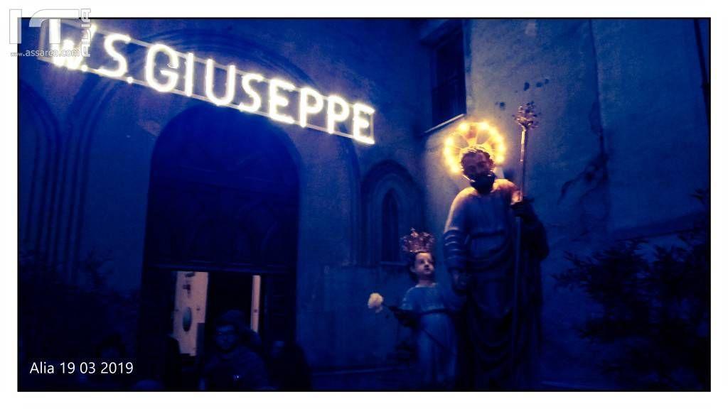 SAN GIUSEPPE - 19 MARZO 2019