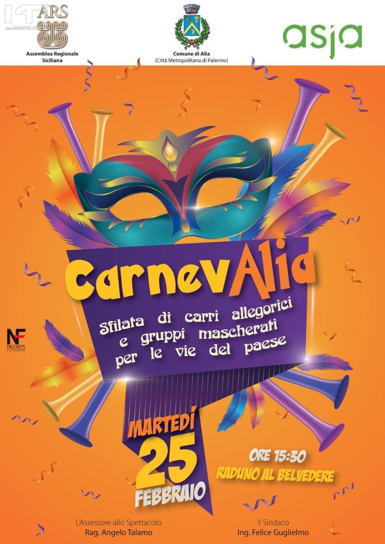 Carnevale Aliese 2020.