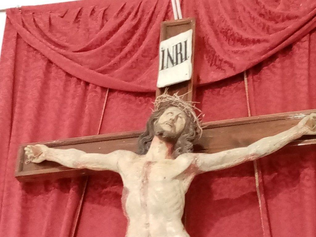Crocifisso di Bilici