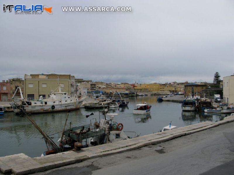 Mazara del Vallo- porto