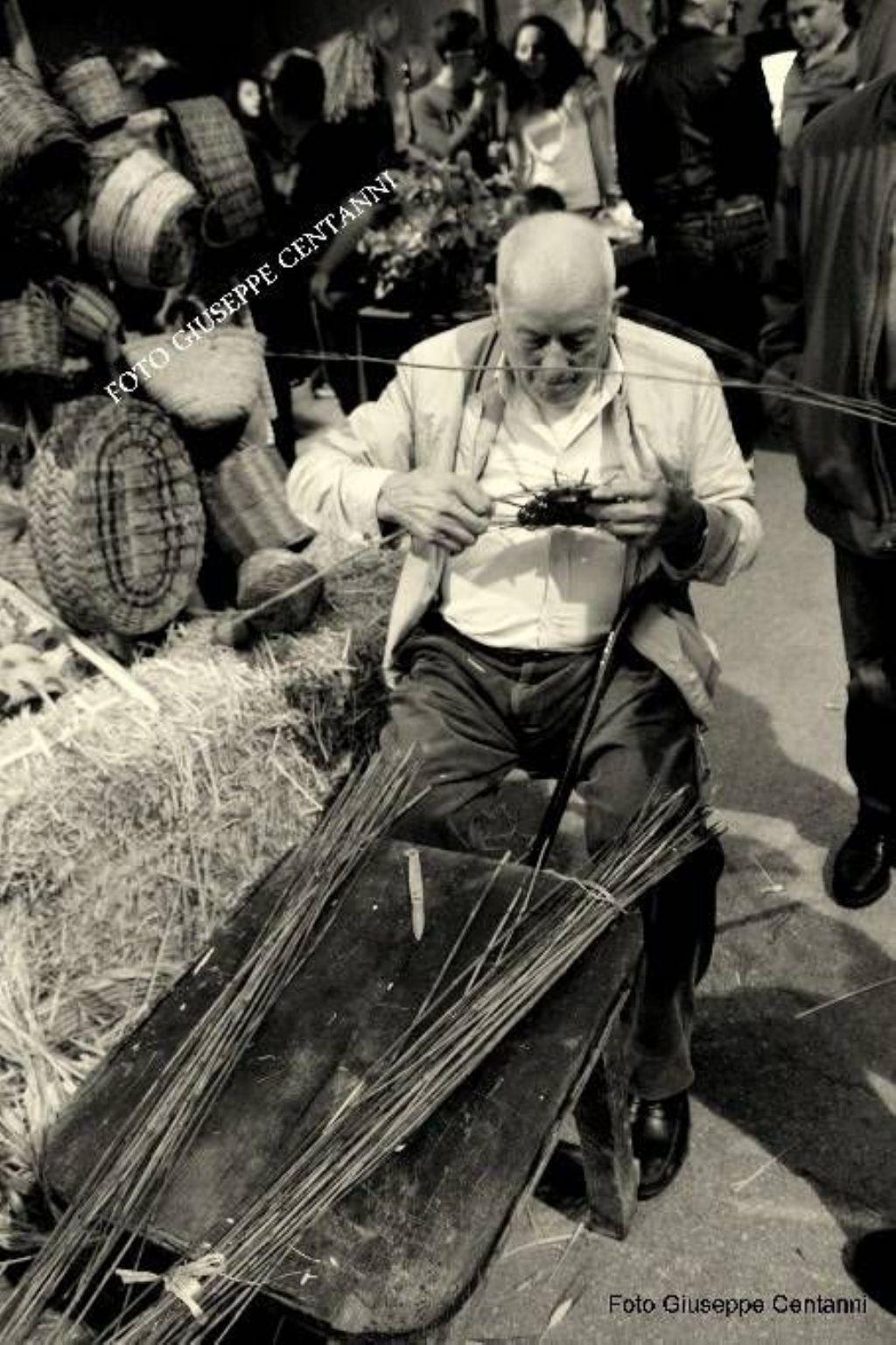 Il cestaio