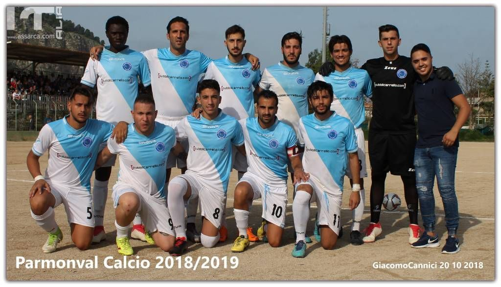 PARMONVAL CALCIO 2018/2019