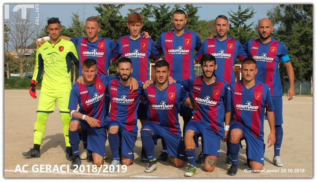 AC GERACI 2018/2019
