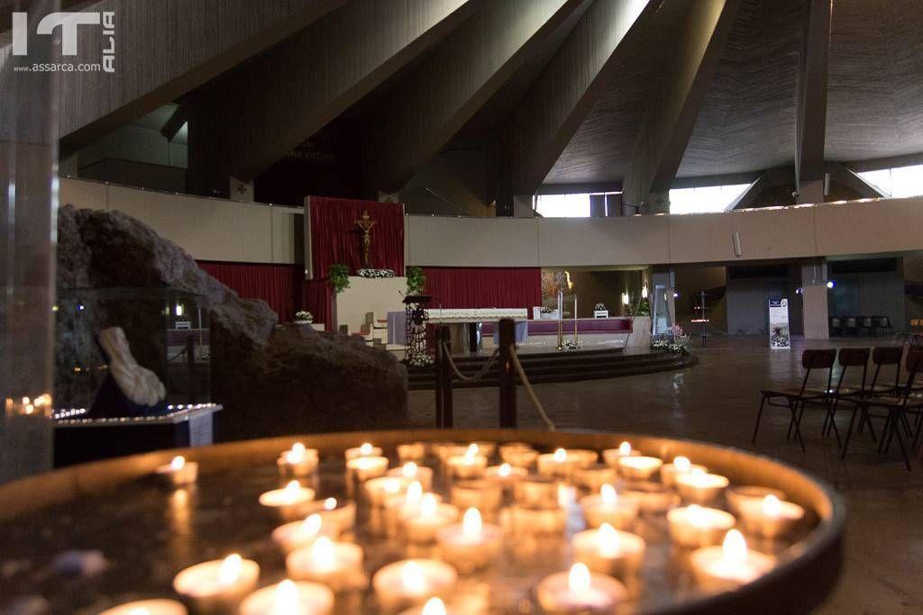 Santuario Madonna delle lacrime - Cripta