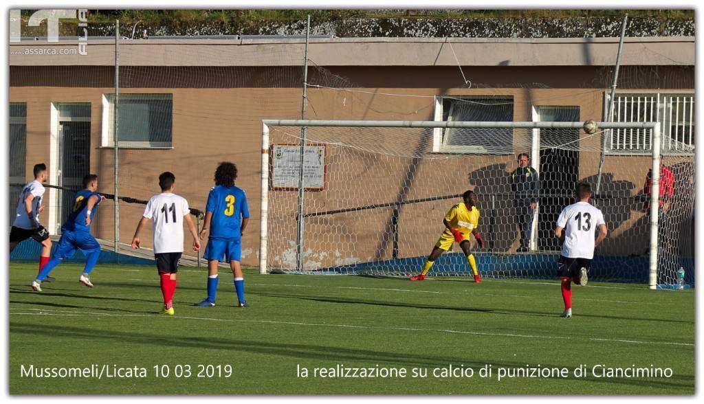 MUSSOMELI/LICATA 10 03 2019