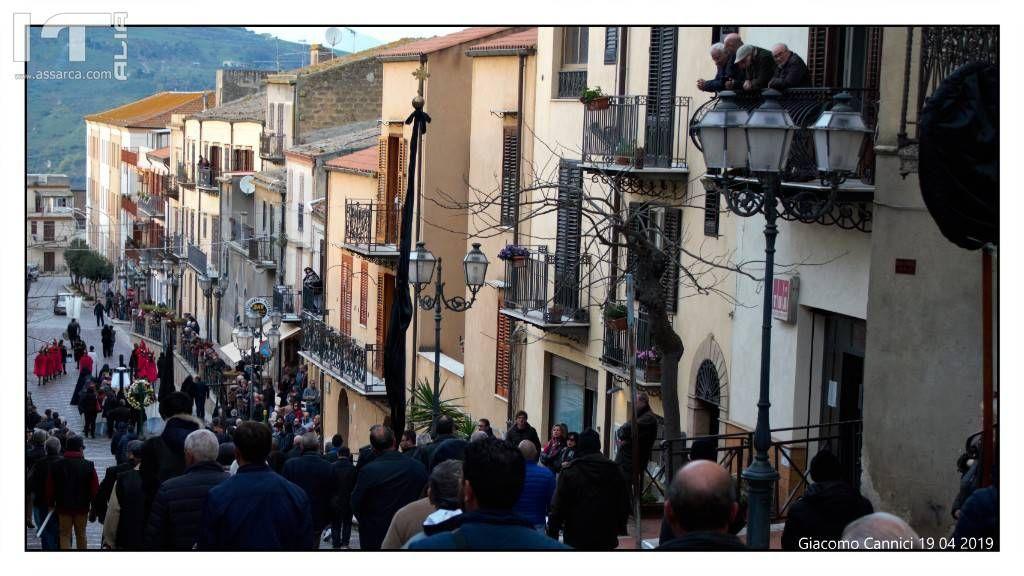 Alia - Processione Venerdì Santo - 19 04 2019