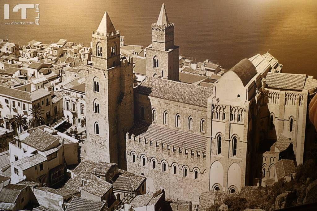 Cefalù la cattedrale