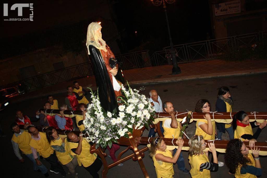 Processione Maria SS. Addolorata (anno 2012)