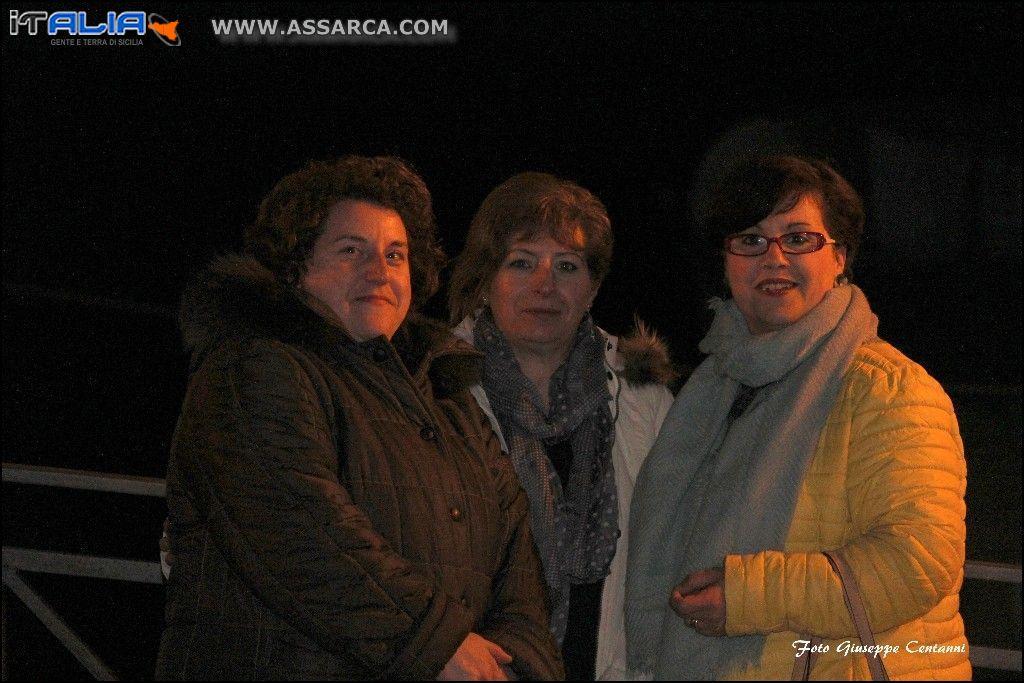 Centanni Anna Maria, Angela e Rosalia Giallombardo