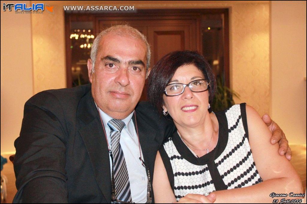 Antonio e Rosa