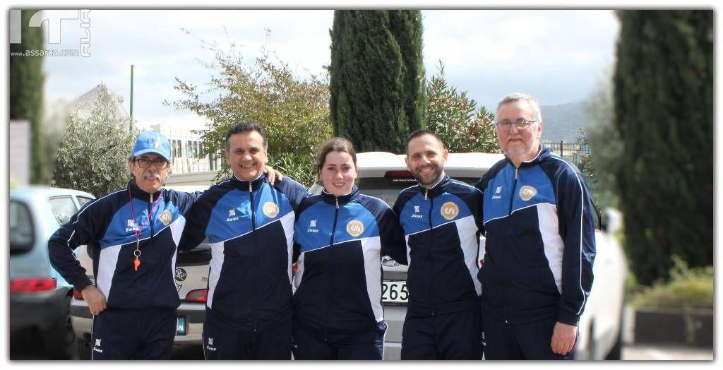 Meeting CSI - CUS PALERMO - 17 MARZO 2018