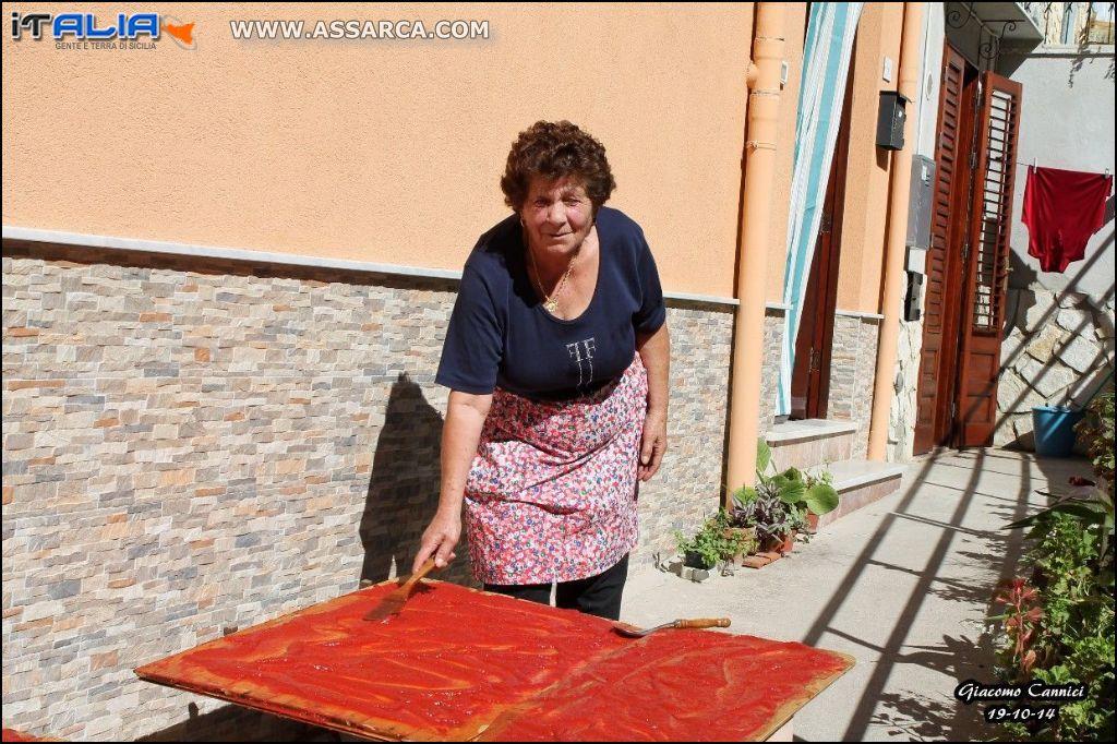 La  Signora Giuseppa Coticchio