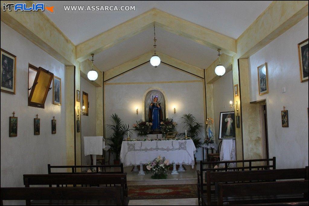 Santa Rosalia la nica