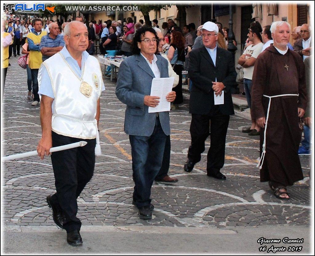 Momenti processione Sant`Anna
