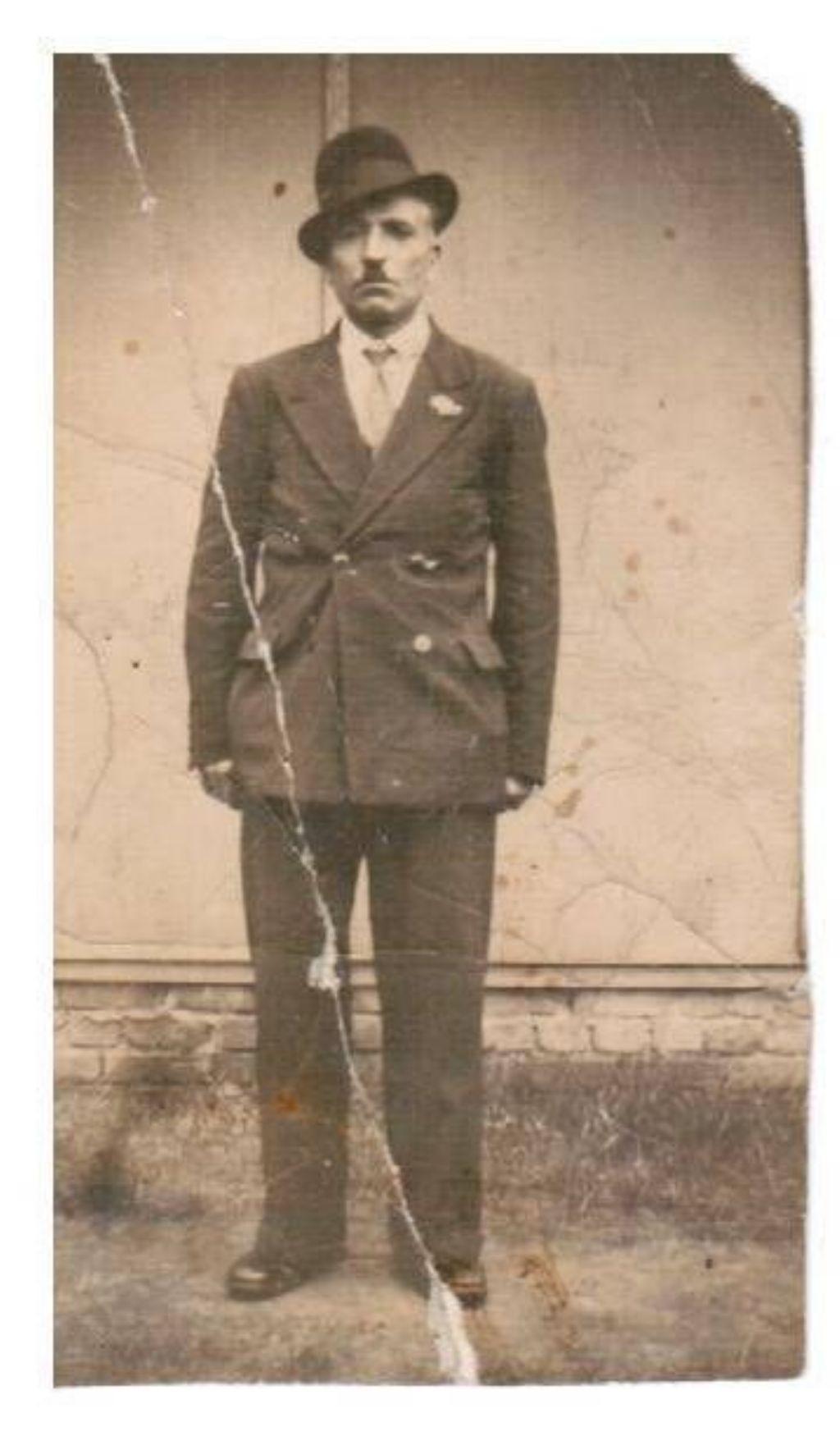 Mio nonno Giuseppe Centanni.