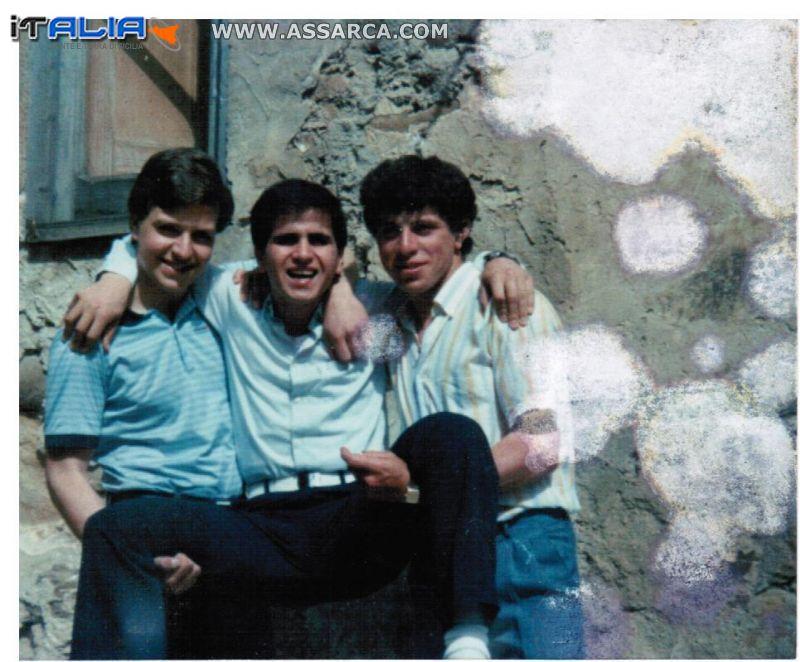 Salvatore Chimento,Di Marco Vincenzo e Giuseppe Centanni