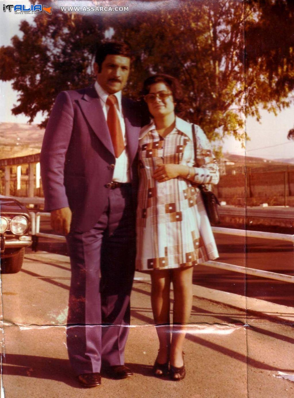 Liberti Nunzia & Notaro Giuseppe - 10/09/1975
