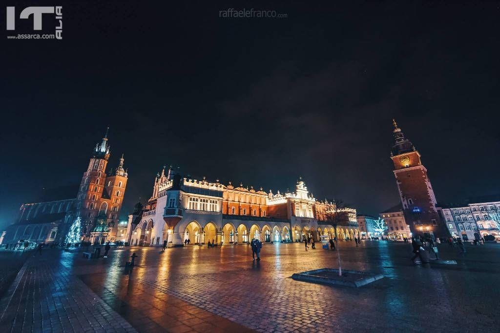 Krakow - Cracovia