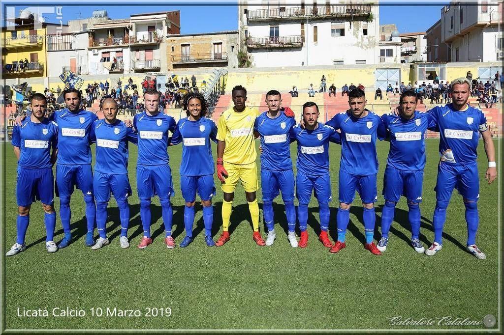 �Licata Calcio - concessione foto : Salvatore Catalano