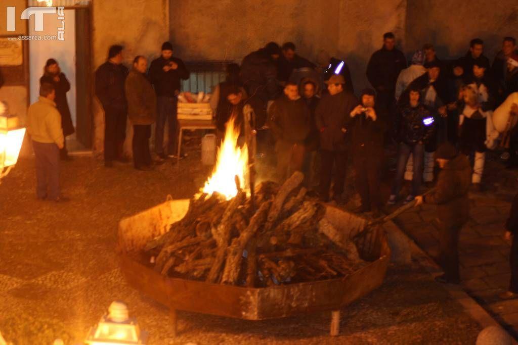 La notte di Natale del 2012