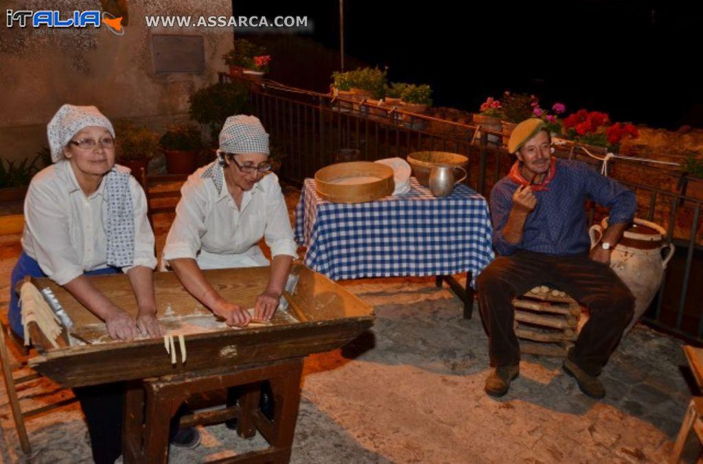 Memorie e Tradizioni a Gangi -  Sapori memorie e tradizioni del borgo - 26 e 27 luglio 2014
