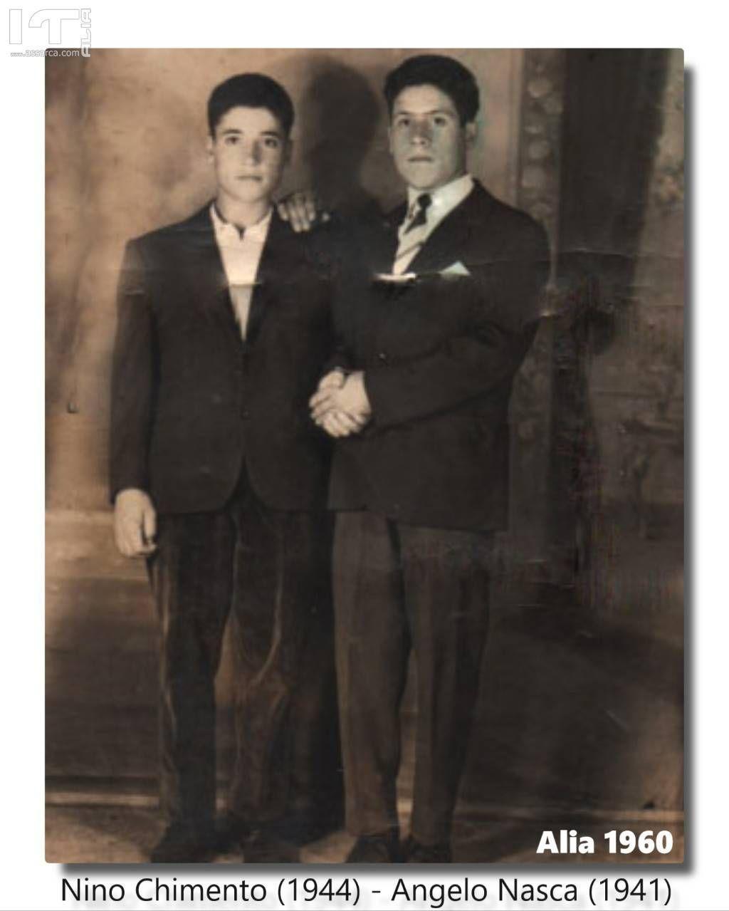 RICORDI DEL 1960
