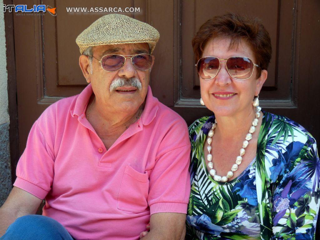 Anna e Dino Seragusa