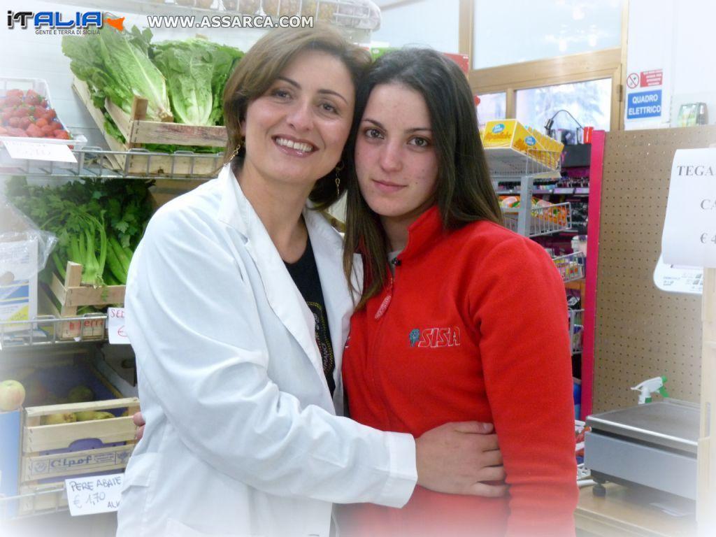 Maria Catena & Debora