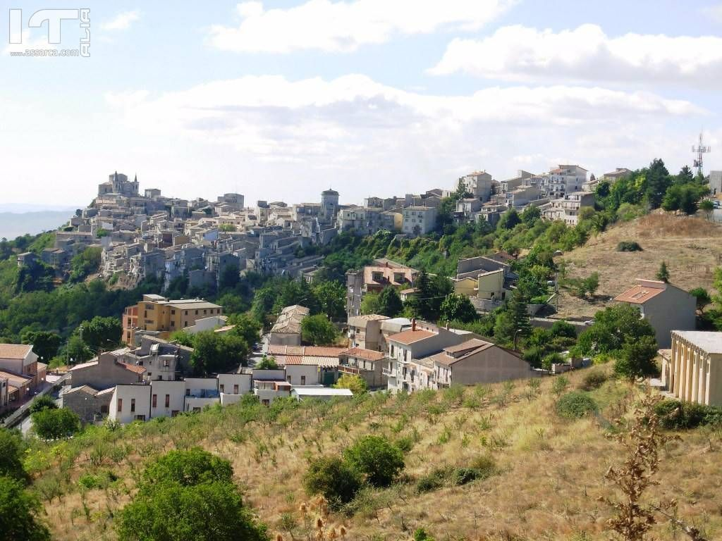 Petralia Soprana (panorama)