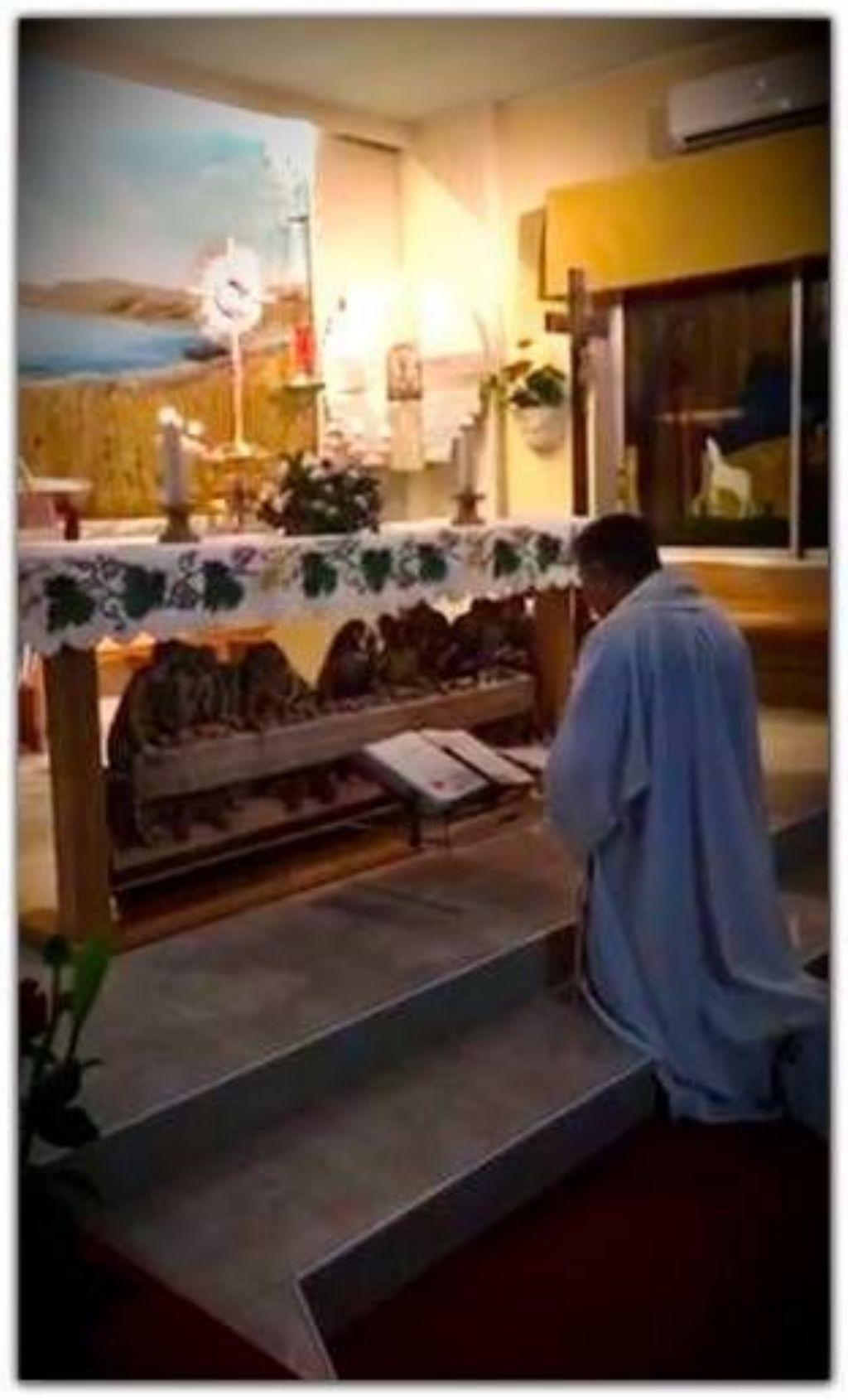 Padre Nino Vicari