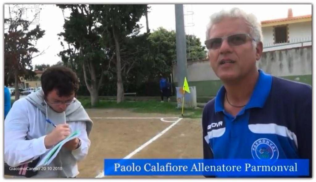 Paolo Calafiore - Allenatore Parmonval Calcio