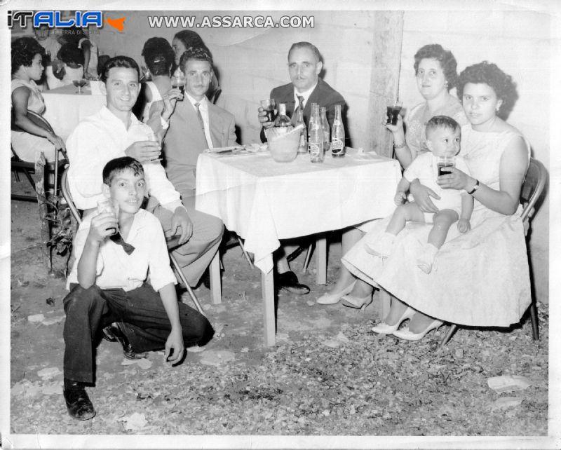 Ricordo di un matrimonio 19 dicembre 1959