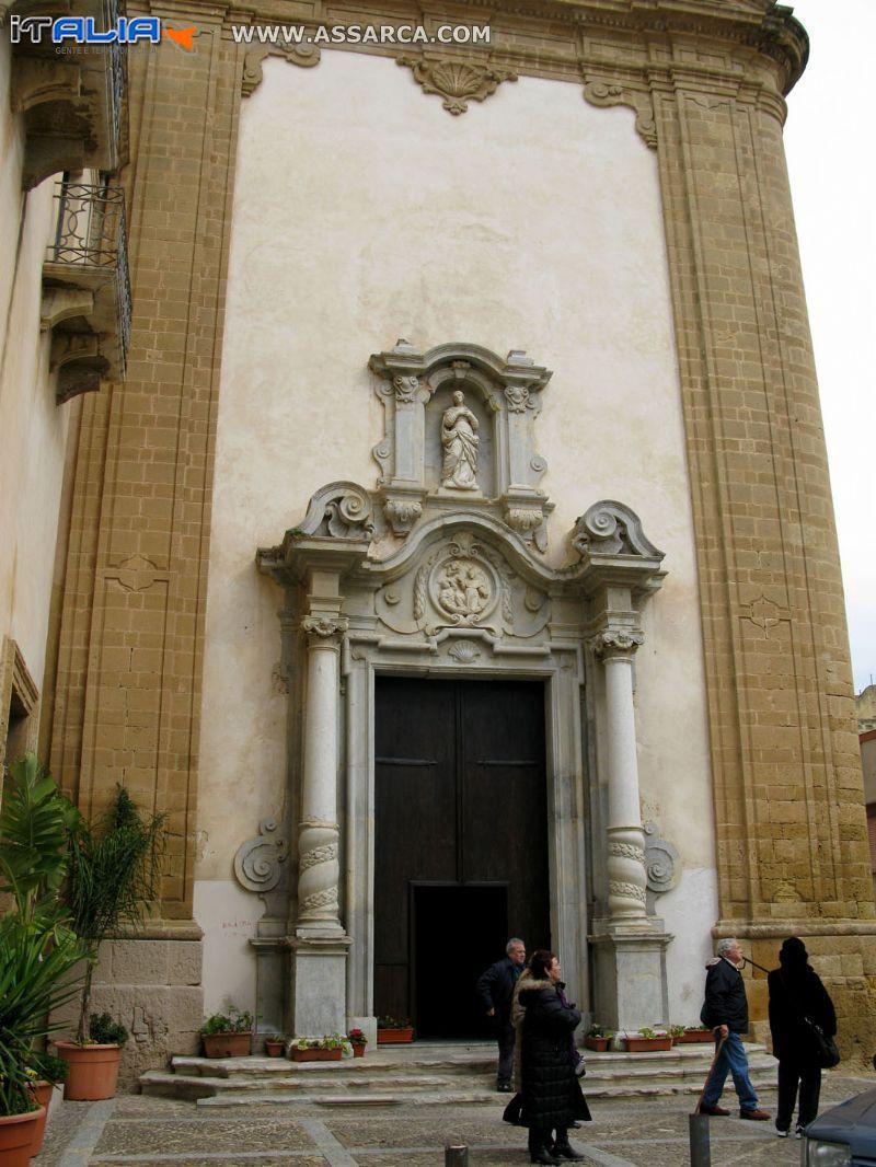 Mazara del Vallo- chiesa di S: Francesco