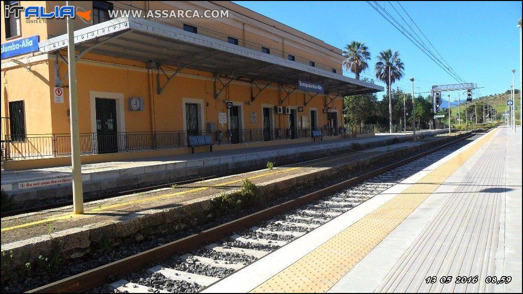 Stazione - Roccapalumba Alia