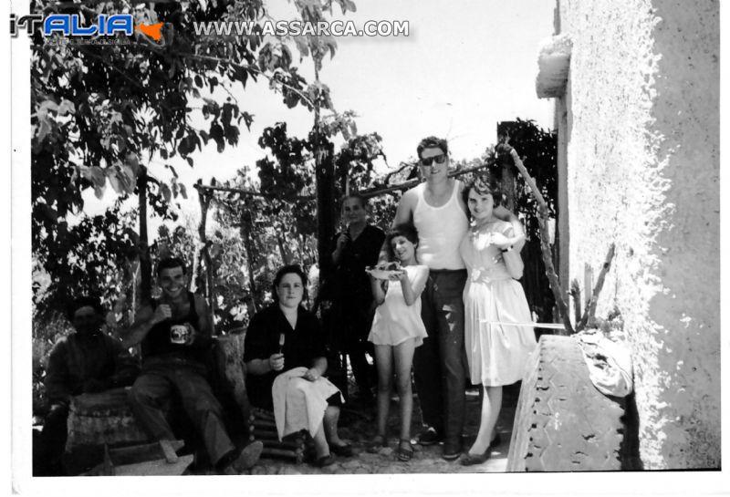 ALIA  RACIURA  1960 - 61.