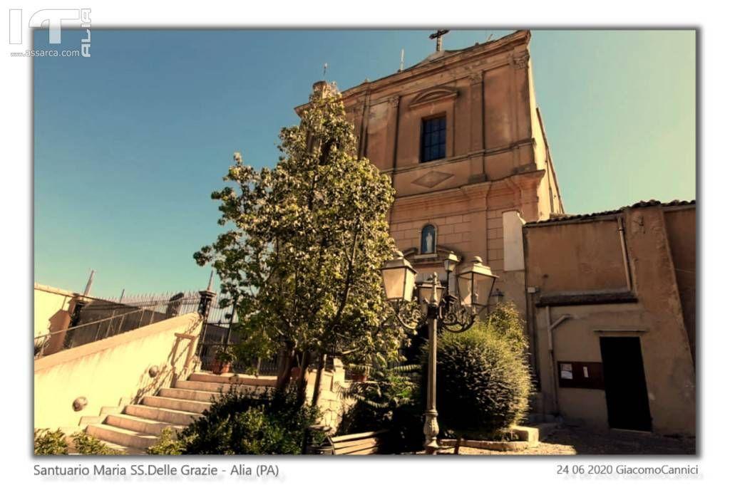 Santuario Maria SS.Delle Grazie - Alia/Pa
