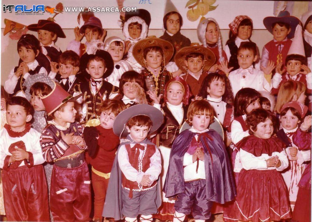 Carnevale anni 80