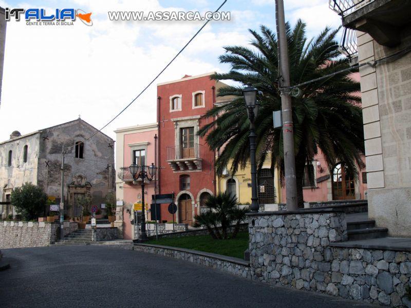 Milazzo via S.Domenico*