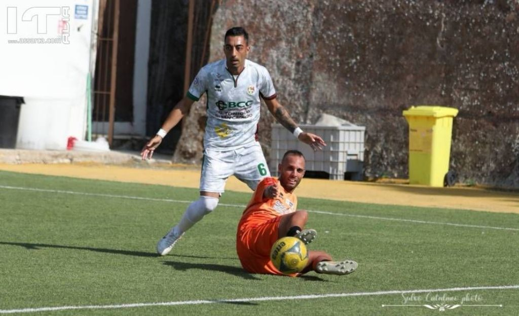 Sporting Vallone - Sancataldese 15/09/2019 ph Salvo Catalano