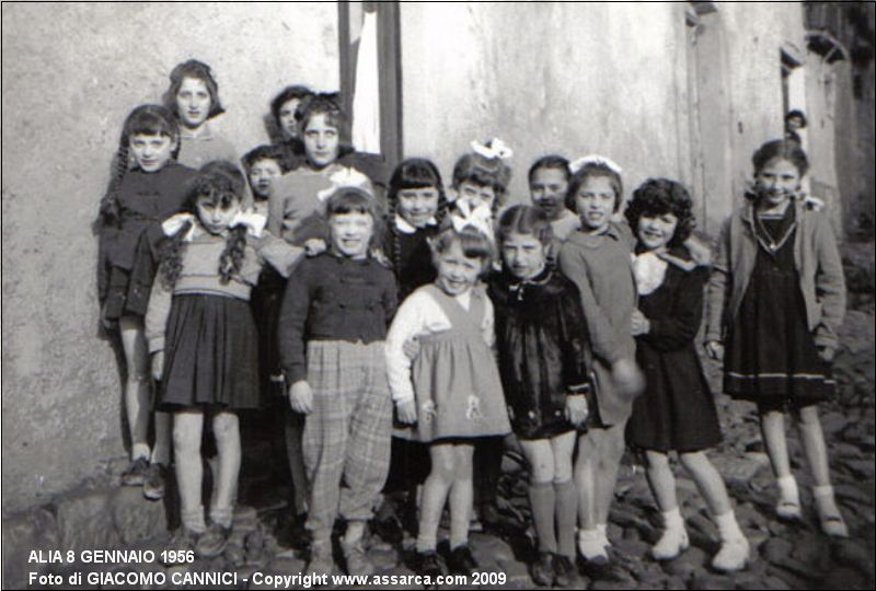Alia 8 Gennaio 1956