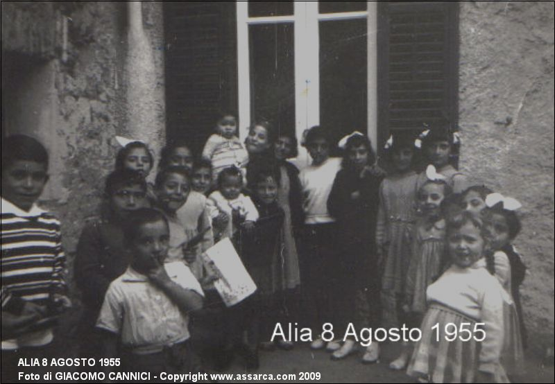 Alia 8 Agosto 1955