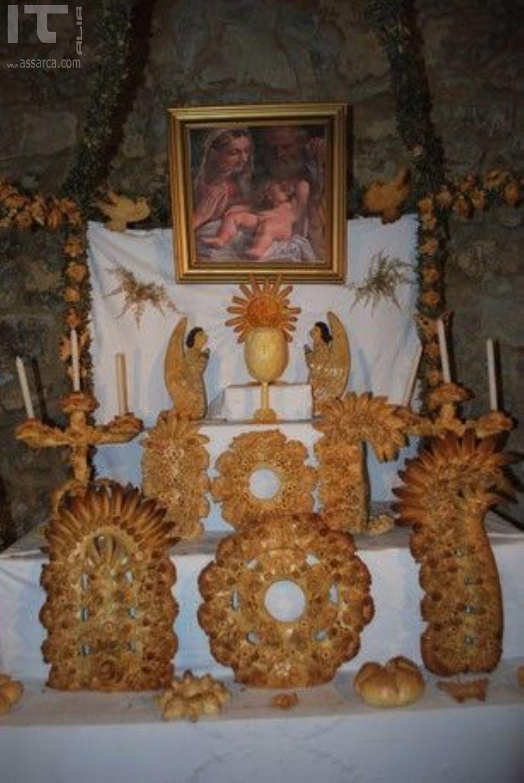 ALTARE DELLA CENA DI SAN GIUSEPPE