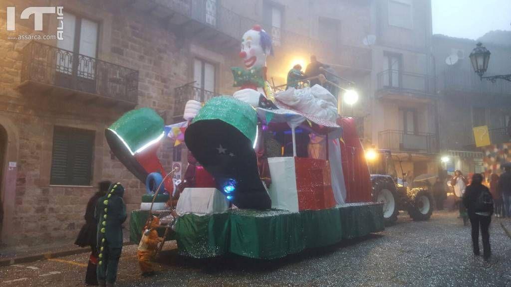 Carnevale 2017 a Pianello