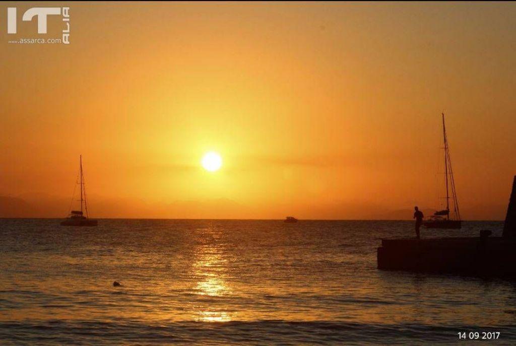 Cefalù - tramonto