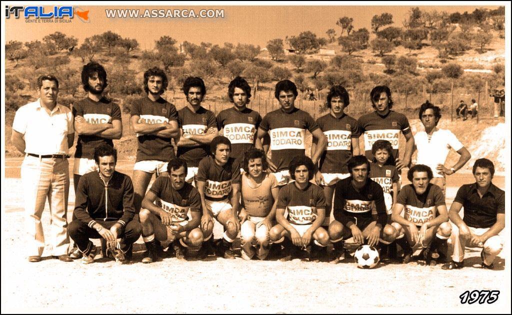 A.S. ALIA nel 1975