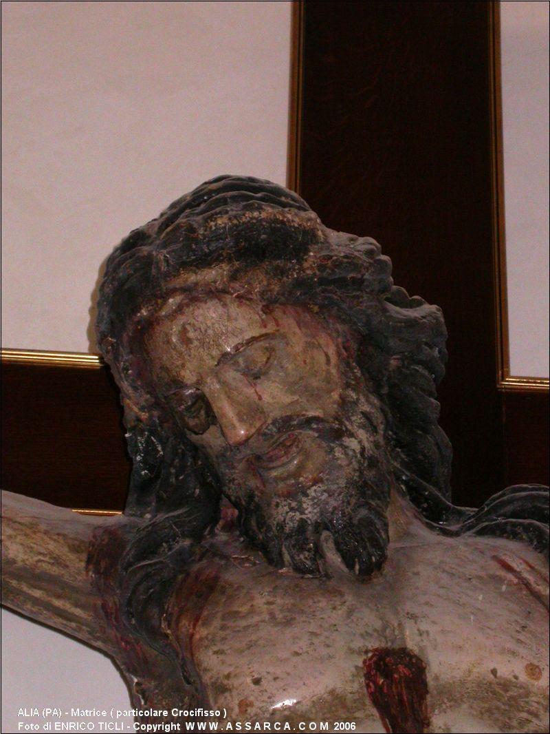 Matrice ( particolare Crocifisso )