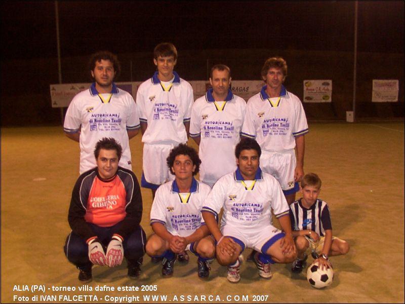 torneo villa dafne estate 2005