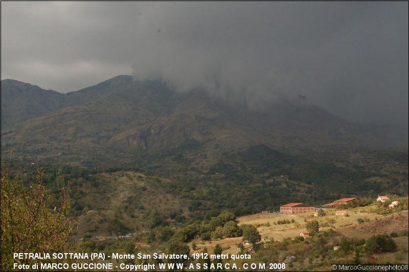 Monte San Salvatore, 1912 metri quota