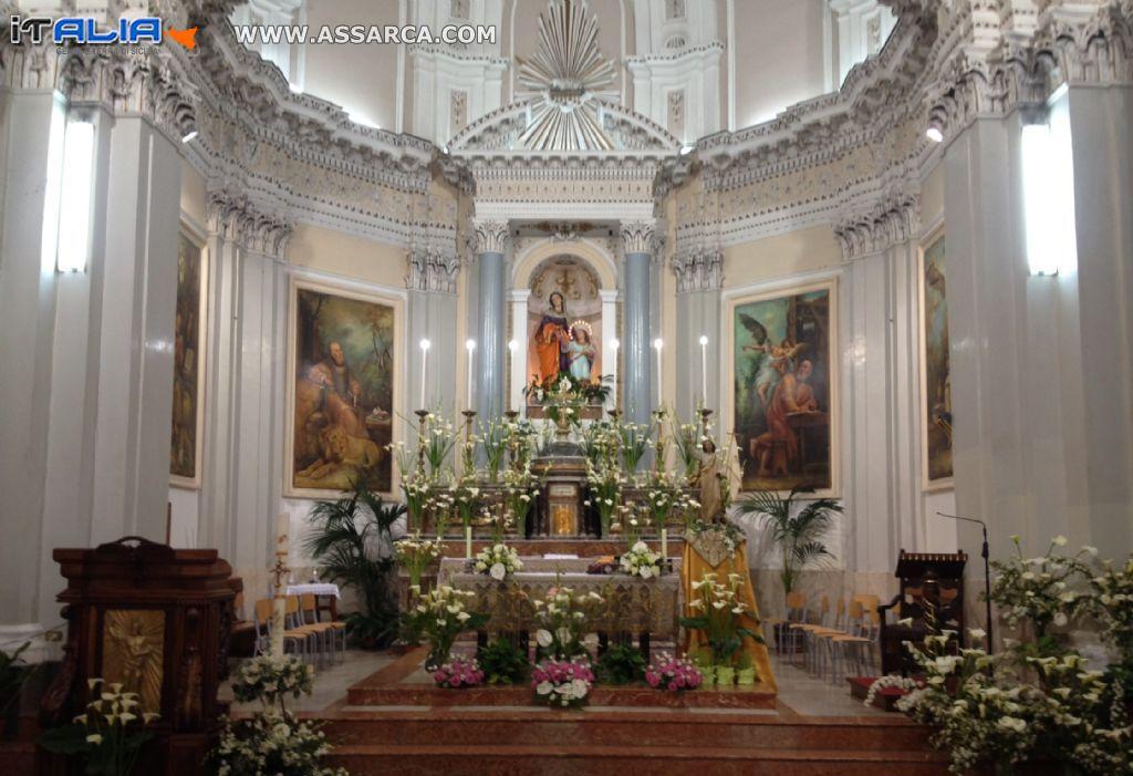 Chiesa Sant`Anna- Pasqua 2014