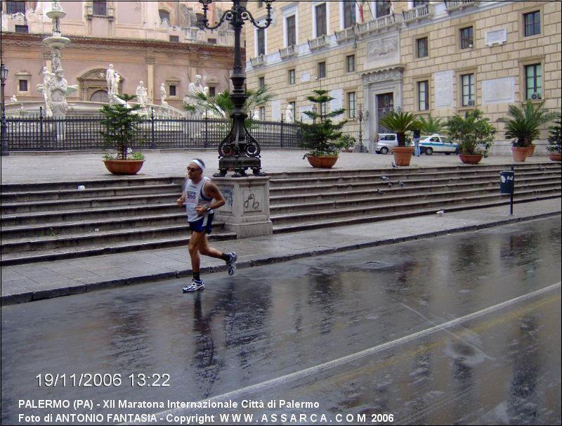 XII Maratona Internazionale Città di Palermo